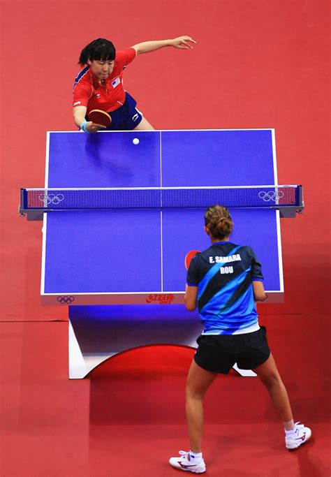 elizabeta samara in olympics day 7 table tennis zimbio