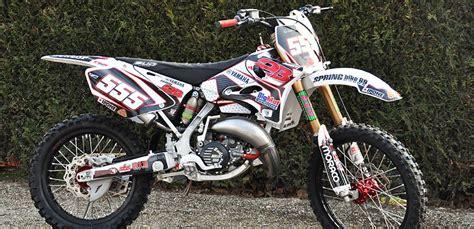 toutes les r 233 alisations de kits d 233 co pour moto cross kutvek