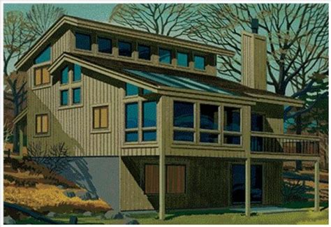 passive solar homes plans modular wooden home