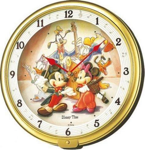 disney wall clock ebay