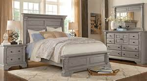 claymore park gray 5 pc bedroom bedroom sets