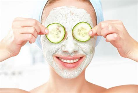 diy calming mask soothing and nourishing diy cucumber mask