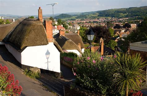 Cottage Minehead by Minehead Town Somerset Guide Photos