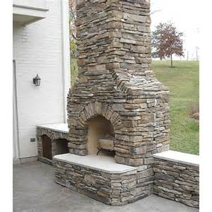 masonry outdoor fireplace 42 in firerock arched masonry outdoor wood burning fireplace