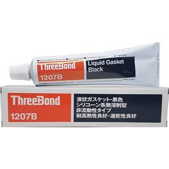 Lem Material Threebond High Temp Rtv Silicone Gasket Maker No 2 threebond liquid gasket black tb1207b 100g other chemical products horme singapore