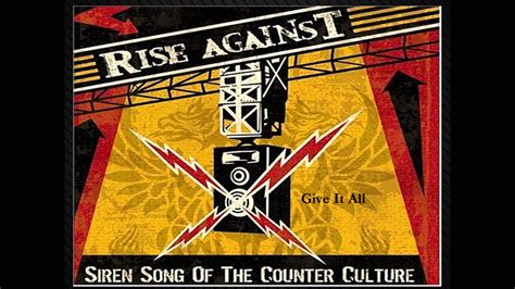 swing life away mp3 give it all early version by rise against with lyrics