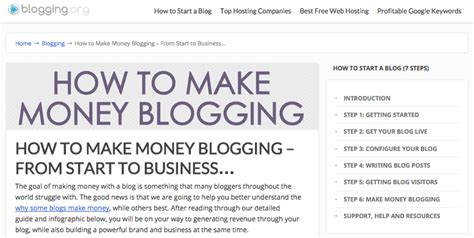 How To Start A Blog And Make Money Online - how to write quot how to quot guides that can socially go viral just retweet blog