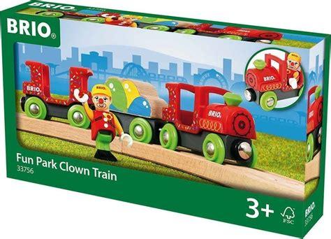 brio south park brio toys fun park clown train skroutz gr