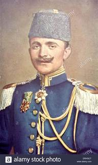 Ottoman Leader Ismail Enver Pasha Turkish Leader Ww1 Stock Photo Royalty Free Image 66154280 Alamy