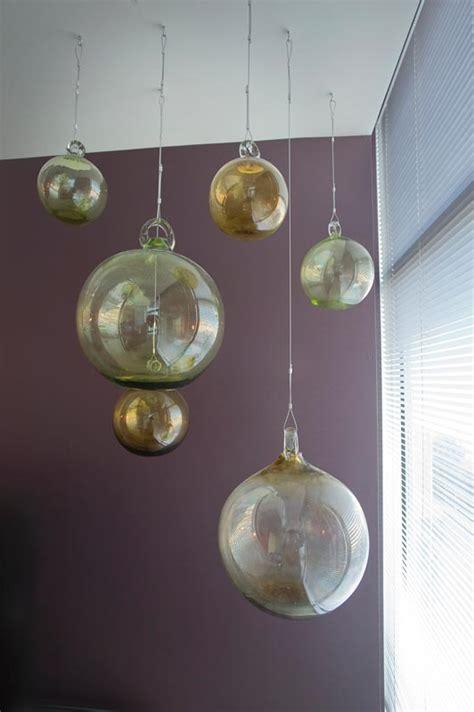 Hanging Glass Balls   Interior Designer Denver CO