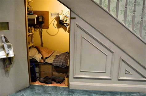 bedroom under the stairs what can harry potter teach us about multidimensional