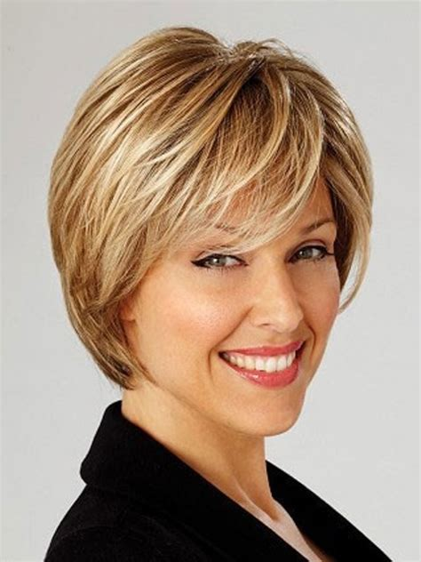 short haircuts with bangs for women over 40 short wigs for women over 40 photo short hairstyle 2013