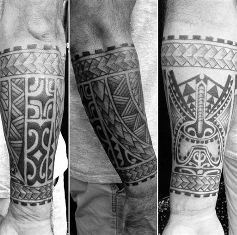 fore arm tattoo designs for men 60 tribal forearm tattoos for manly ink design ideas