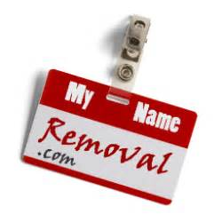 Remove Name From Records How To Remove My Name From All Records Quora