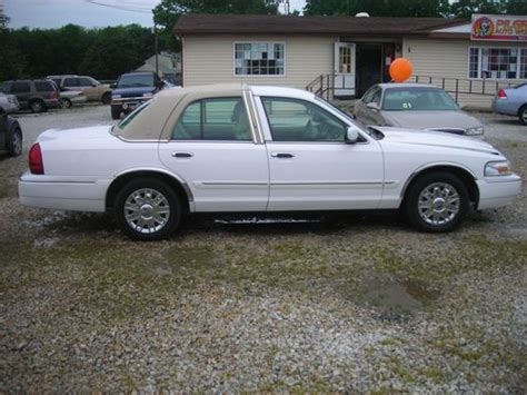 how make cars 2007 mercury grand marquis security system buy used 2007 mercury grand marquis gs sedan 4 door 4 6l in williamstown new jersey united states
