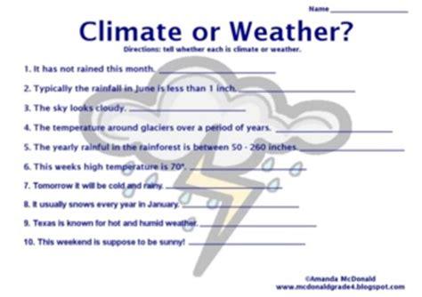 Weather Vs Climate Worksheet by Weather Worksheet New 869 Printable Worksheets Weather
