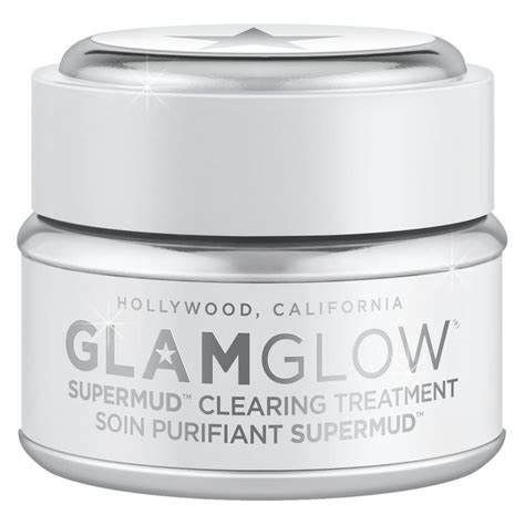supermud clearing treatment glamglow mecca