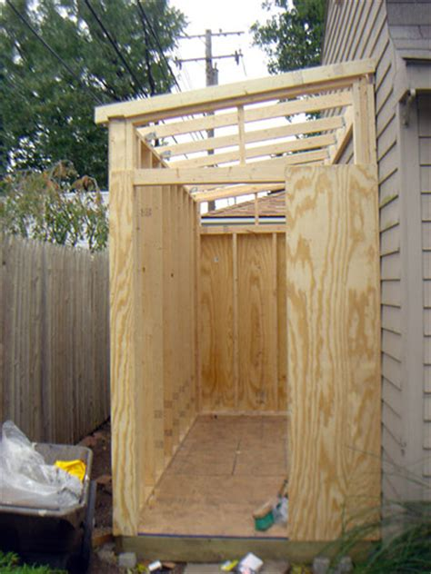 Shed Addition by The Shed Addition Project The Strife Of Brian