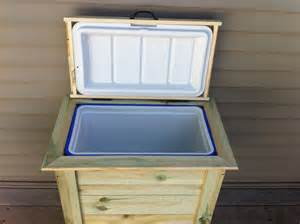 deck cooler box by wiscobuilder lumberjocks com woodworking community