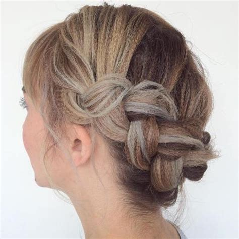 instagram simple updo hairstyles 30 quick and easy updos you should try in 2017
