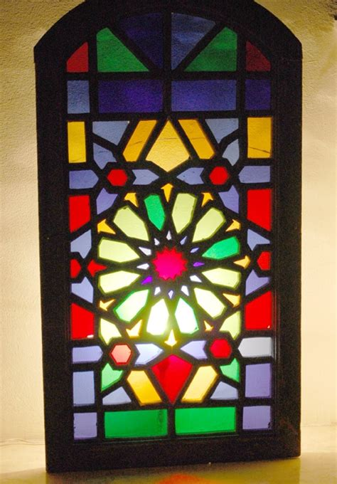 islamic pattern glass 1000 images about islamic windows on pinterest