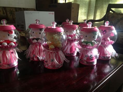 Hello Kitty Centerpieces Baby Showers Pinterest Hello Centerpiece Birthday