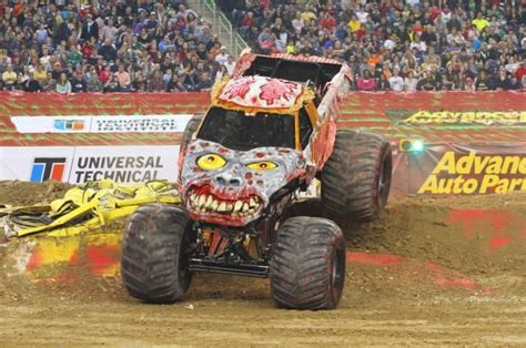 monster truck show in chicago monster jam monster truck fun facts toddling around