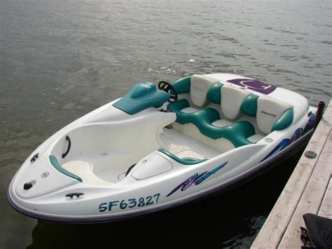 lancha jet boat sea doo a venda 1997 seadoo challenger 14 jetboat for sale north regina