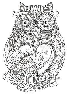 owl mosaic coloring page animal mosaic coloring pages google search coloring