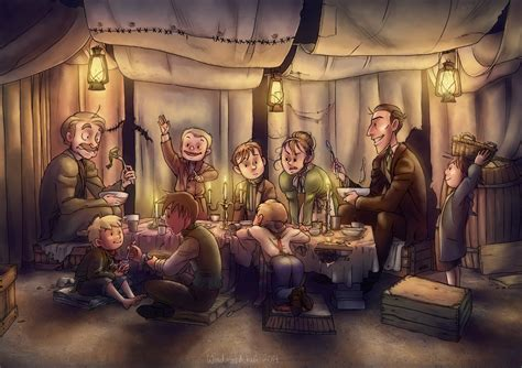 secret dinner bsi annual dinner secret by windmaedchen on deviantart