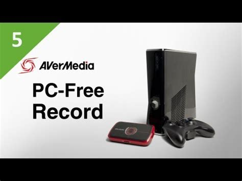 Records 360 Review How To Record Gameplay Pc Xbox Ps3 Avermedia Live Gamer Hd