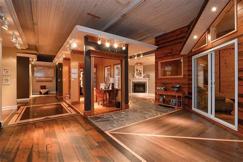 Retail Q&A: The Gaylord Hardwood Showroom in Tweed is like