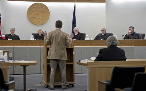 Alaska Supreme Court Search State Supreme Court Hears Against Alaska Airlines For Firing Employee Juneau
