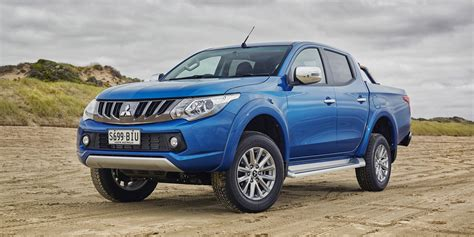 mitsubishi truck 2017 mitsubishi triton pricing and specs new models more