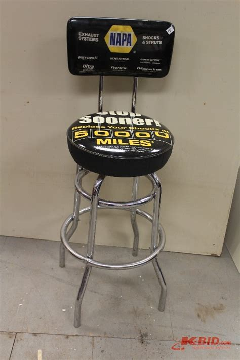 Napa Auto Parts Bar Stool by Professional Auto Mechanic Shop Closing 1 In Lowry
