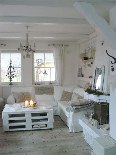 chic living room 37 enchanted shabby chic living room designs digsdigs