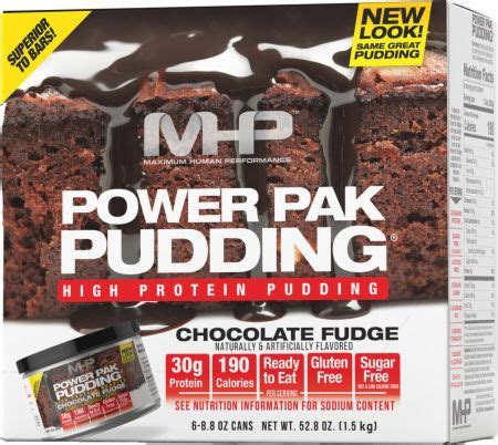 power apk mhp power pak pudding at bodybuilding best prices for power pak pudding
