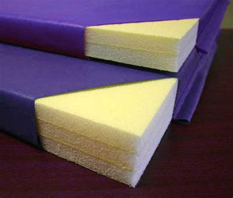 purple cheerleading mats folding tumbling mats