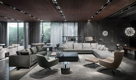 milan furniture design news introducing new minotti 2015