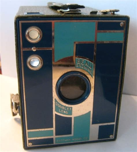 Beau No 8 Blue 26 best kodak brownie box cameras images on
