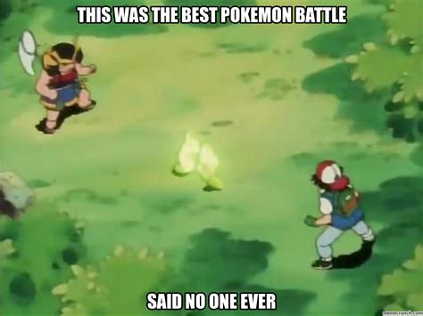 Best Pokemon Memes - the best pokemon battle