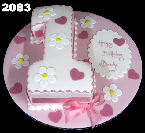 Number 1 Cake Decorations by 17 Best Ideas About Number One Cake On Cake 1 Year Birthday Ideas