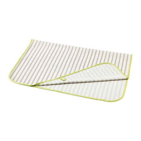 tutig changing pad ikea waterproof backing easy to keep