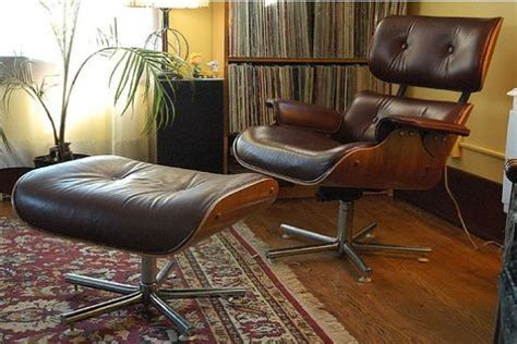 Eames Lounge Chair Copy by Lounger At Kitka Design Toronto