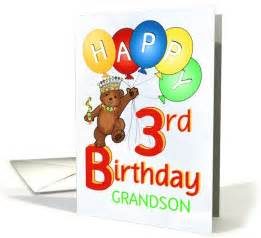 Cards For Eagle Scout Congratulations Happy 3rd Birthday Royal Teddy Bear For Grandson Card 1085888