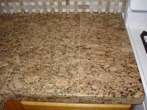 Granite tile counter top   Ceramic Tile Advice Forums