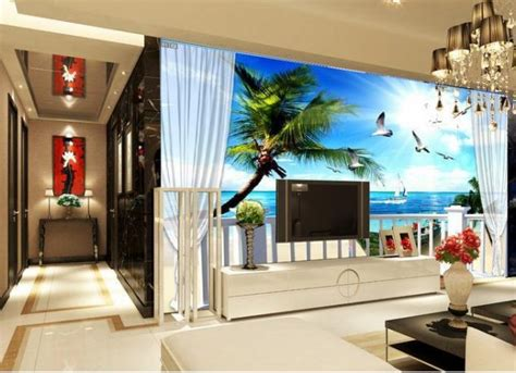 Living Room 3d Wallpaper by 16 Creative 3d Living Room Wallpaper Ideas That You Should