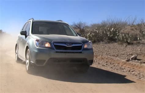 Subaru Forester Turbo Review 2014 Subaru Forester And Xt Turbo Drive Review