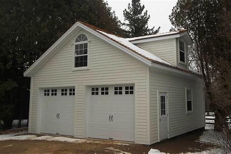 Garage Prebuilt by Denco Storage Sheds Pre Fab Garages Custom Built Garages