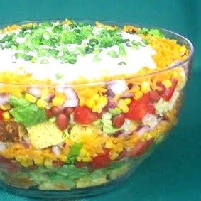 52 ways to cook cowboy cornbread trifle a savory bacon 1000 ideas about layered cornbread salad on pinterest